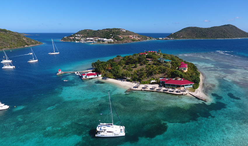 10 Startups That'll Change the yates vip The Bahamas Industry for the Better bvi-marina-cay