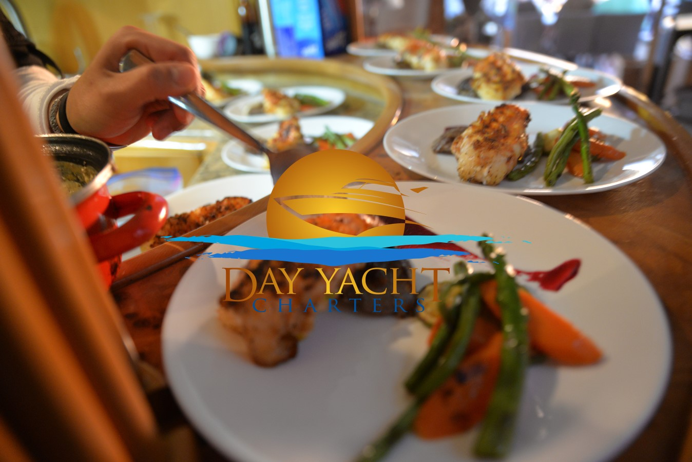 San Jose del Cabo Yacht Charters, Puerto Los Cabos Yacht Charters Luxury Boat Rentals, Chef on yacht, surf and turf